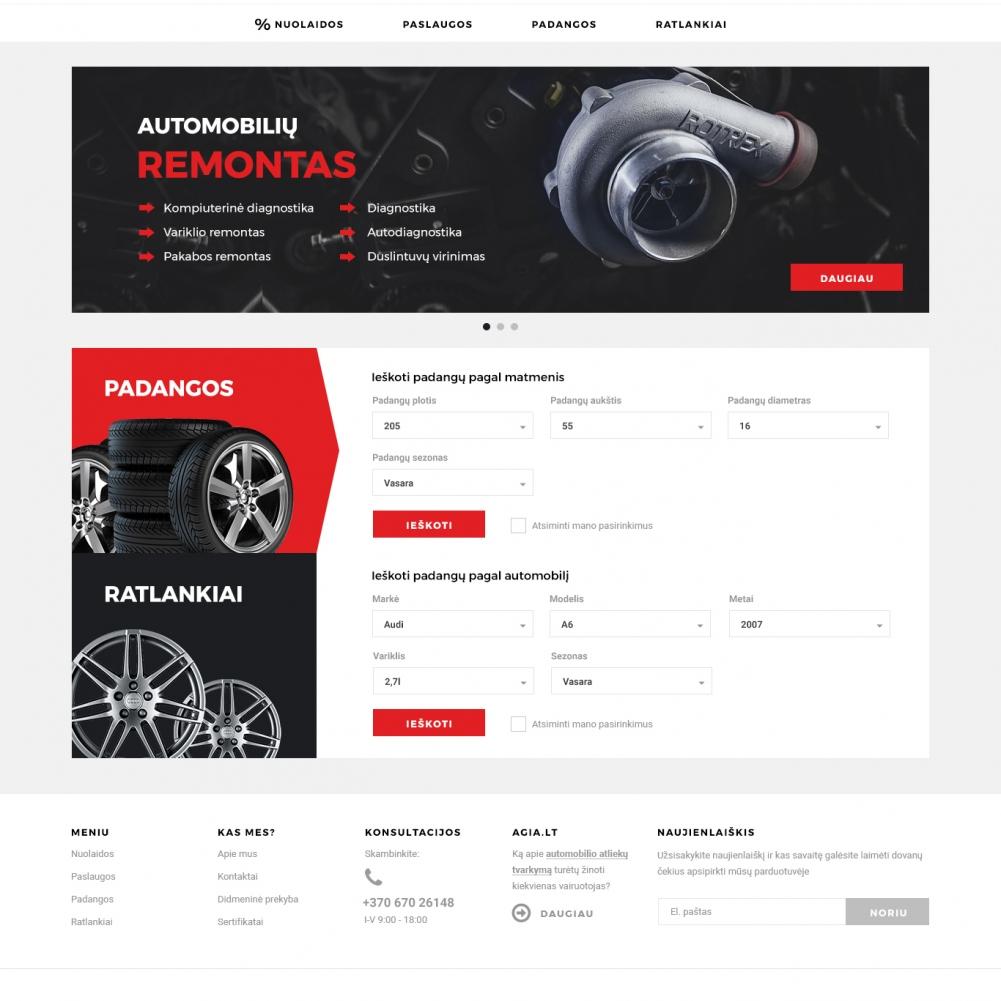 Megamesta/Elektroninė parduotuvė